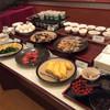 サイプレス軽井沢 - 料理写真:朝食ビュッフェの和食コーナー