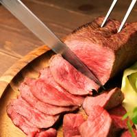 肉好きの店主による肉好きのための塊肉!!