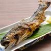 谷地温泉 ぶなしずく - 料理写真:十和田湖の新鮮岩魚の塩焼き