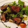 トラットリア ピエモンテ - 料理写真:和牛フィレ肉のグリル・バルサミコとハーブのソース