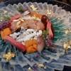 日本料理 正菴 - 料理写真:特別な記念日の特注お造り盛り合わせ。