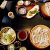 仁王門屋 - 料理写真:そば道楽1700円&天ざる大盛り1700円