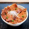 ぶた一家 - 料理写真:豚丼ロース