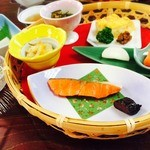 野の花焼山荘 - 料理写真:朝食