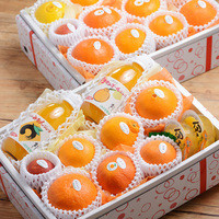 味と品質にこだわり旬の時期の果物を厳選使用