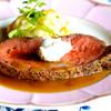 ザ テラス - 料理写真:ローストビーフ