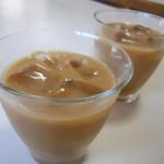 上高地食堂 - アイスコーヒー