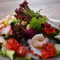魚介のサラダ ~アマルフィイ キッチン風~