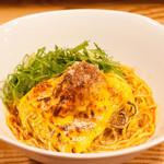 汁なし担々麺 麻沙羅/まさら - あぶりチーズ  ¥650