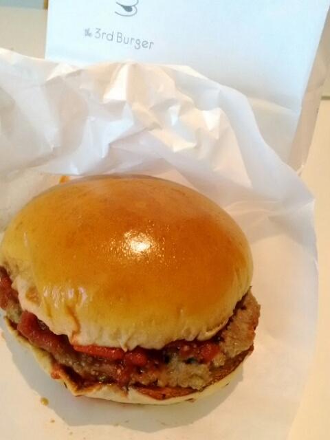 the 3rd Burger �ۈ�g�ˎ��X