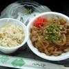 わぁ~家~ - 料理写真:サラダと猪豚丼