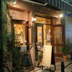 Pizzeria da Tigre - お店の入り口