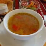 サルマーレ - スープ