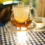 天現寺カフェ - 紅茶