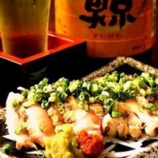 薩摩地鶏を使った絶品料理をご用意しております