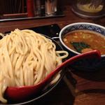 三田製麺所 - つけ麺大盛