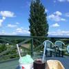 ペンション ケンとメリー - 料理写真:氷と、アイスコーヒーと「ケンとメリーの木」