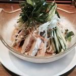 金麟 - 料理写真:鷄肉涼麺