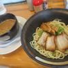 喫茶Live - 料理写真:濃旨とんこつつけ麺ピリ辛¥750