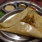 南インド家庭料理 インダスレイ - キーマドーサ