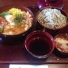 きままの 庵 - 料理写真:いろいろ丼とそばセット
