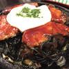 ○△□焼 函館 冨紗家 大門店 - 料理写真:え?富紗家が函館にあるの?イカスミモダン食べに行ったんだけど、一口目なんか、ナポリタンの味がしたよ。