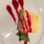 フォンティーナ チーズ ダイニング - 料理写真:限定ランチ1回目 デザート