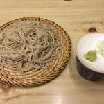 更科すず季 - 料理写真:生粉そば 大盛
