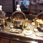 ハイアット リージェンシー 福岡 レストラン ル・カフェ - 温製料理コーナー