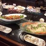 ハイアット リージェンシー 福岡 レストラン ル・カフェ - バイキングとしての料理レベルは高いです