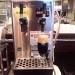 39855970 - 生ビールはセルフで 黒生もあります