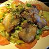 YOUR'S 一ツ葉 - 料理写真:黒豚サラダ