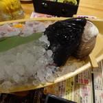 こちら丸特漁業部 - 黒ソイ姿造り