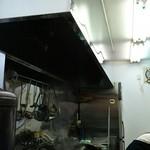 麺倶楽部 - 相変わらず輝きを放つ厨房です。店主御夫婦の気持ちが感じられます。