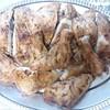 鳥せい - 料理写真:若どり炭火焼き3人前(上から)