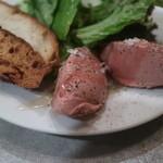 シェ・トト - 鶏のレバーのムース