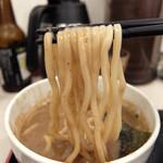 自家製麺つけそば 九六 - 201507 粘度の高い濃厚鶏魚介スープ