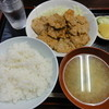 やまて食堂 - 料理写真:しょうが焼肉定食 720円
