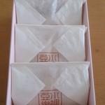 39876121 - 小鳩豆楽(5個×3包)400円+税