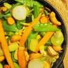 スパイスカフェ - 料理写真:野菜のビリヤニ