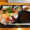 平の食堂 - 料理写真:海鮮ちらし寿し\1,080+大盛り\0