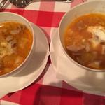 Don Giovanni  - 牛モツのスープ