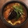 仙堂 - 料理写真:チキンスープカレー、880円辛さ10番です。