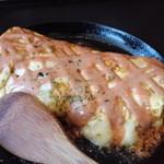 錦わらい - オムレツチーズ
