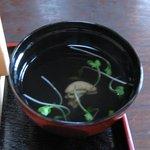 柳川 - 肝吸い