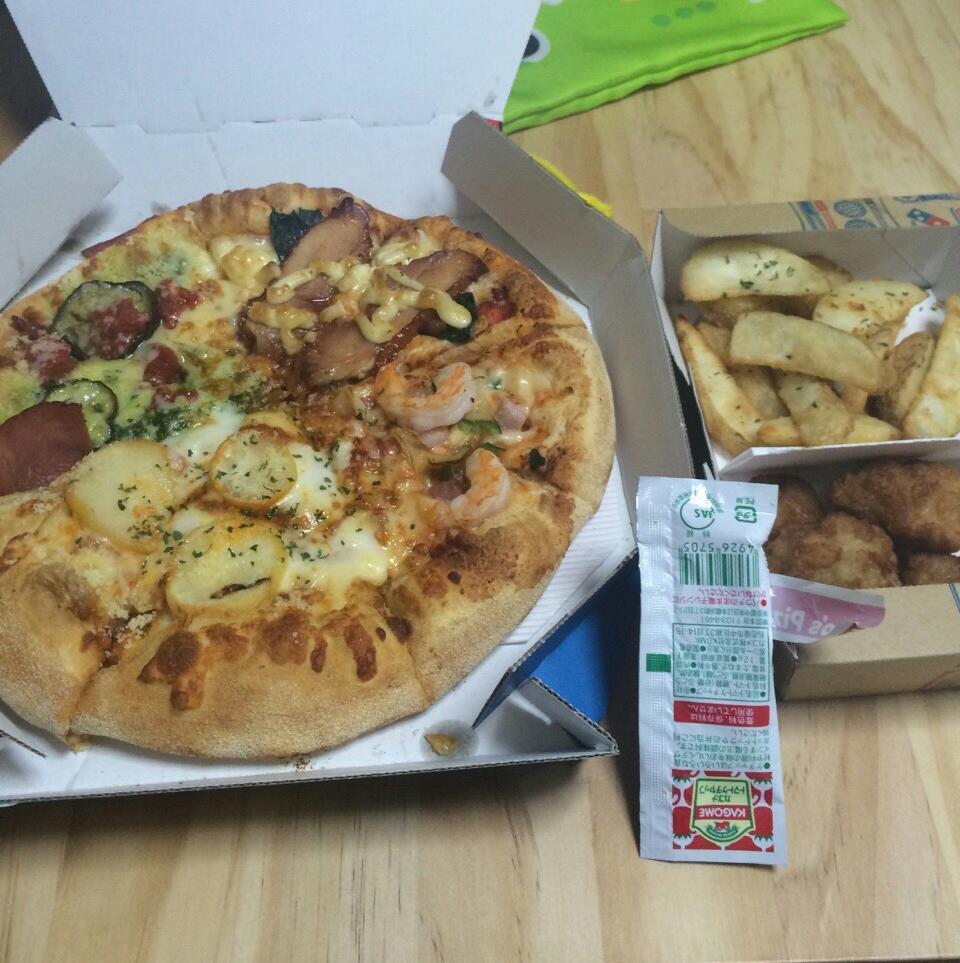 ドミノ・ピザ 箱崎店