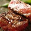 GINZA KOSO - 料理写真:シェフがカウンターで調理する臨場感