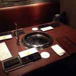とびうし - テーブルセット
