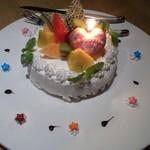 Hi-Bi - サプライズバースデーケーキ!