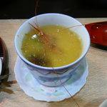鮨・あつ賀 - すし定食スペシャル 海鮮茶碗蒸し